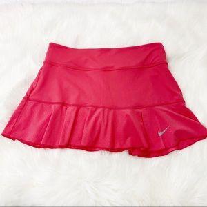 Nike Dri-Fit Pink Tennis Golf Running Skirt Size S